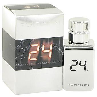 24 platina de geur eau de toilette spray door geur verhaal 518180 30 ml