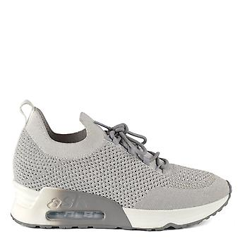 Ash LUNATIC BIS Trainers Grey Knit