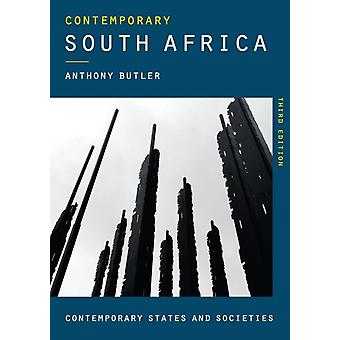 Contemporary South Africa by Butler & Anthony