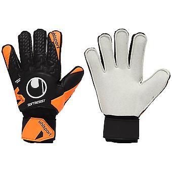 Uhlsport Soft Resist Flexframe  Goalkeeper Gloves Size