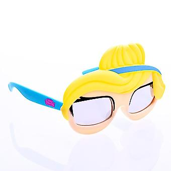 Cinderella lil character sun-staches novelty sunglasses