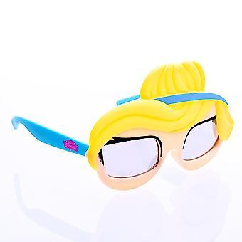 سندريلا ليل حرف الشمس-staches النظارات الشمسية الجدة