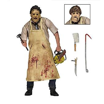 Leatherface Ultimate Edition Figure from Texas Chainsaw Massacre
