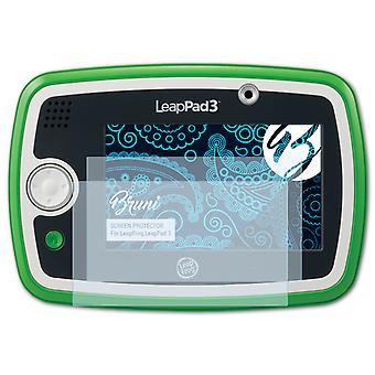 Bruni 2x näytönsuoja yhteensopiva LeapFrog LeapPad 3 suojaava kalvo