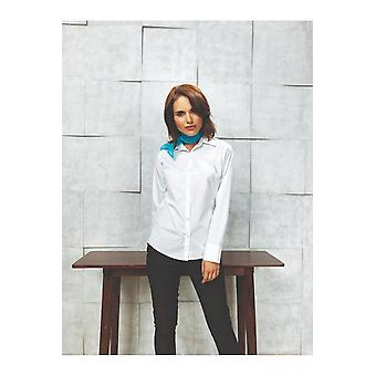 Premier supreme poplin long sleeve shirt pr307