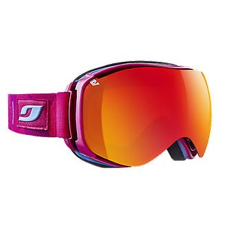 Julbo Ventilate Rose Spectron Ski Mask 3 Orange Flash Fire