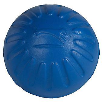 Starmark Pelota Ligera Dura Foam Ball Azul (Honden , Speelgoed en sport , Ballen)