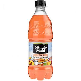 Minute Maid Us Peach-( 591 Ml X 1 Bouteilles )