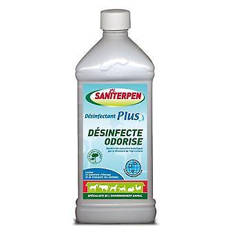 Chadog Plus Disinfectant Concentrate Saniterpen Odorisante Flacon