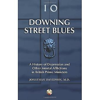 Downing Street Blues: Historia depresji i innych dolegliwości psychicznych w brytyjskich premierów