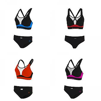 Aqua Sphere Ladies/Womens Kuma Top And Bottoms Swimwear Set
