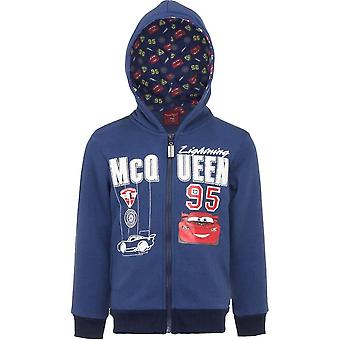 Disney cars boys hoodie sweatjacket