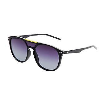 Polaroid Original Unisex Frühling/Sommer Sonnenbrille - schwarz Farbe 30654