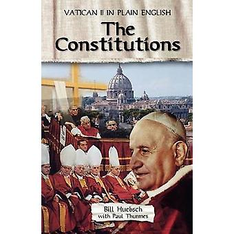 Constitutions Revised Revised by Huebsch & Bill