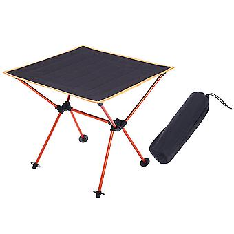 Oxford cloth aluminum alloy folding table