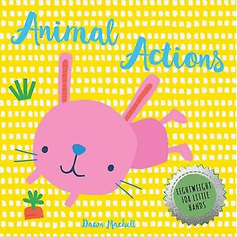 Animal Actions by Nick Ackland - 9781912738922 Book