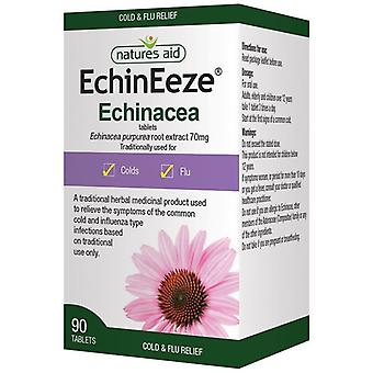 Natuur ' s Aid echineeze 70 mg tabletten 90 (126130)