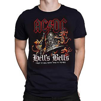 Liquid blue - rolling thunder t-shirt acdc