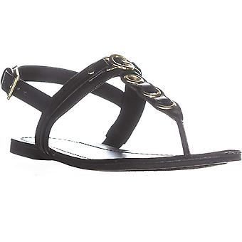 G by Guess Womens Lesha Open Toe Casual Slingback Sandals