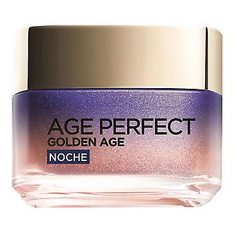 Straffende Gesichtsbehandlung Golden Age L'Oreal Make Up (50 ml)