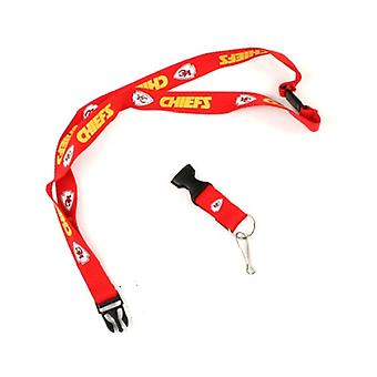 Kansas City Chiefs NFL Lanyard