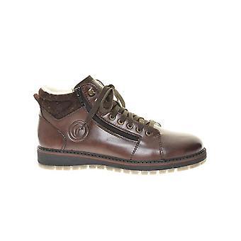 B8753 26 Men's Brown Lace Up Shoes