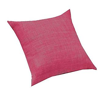 Changing Sofas Orchid Pink Linen Effect Upholstery Fabric Extra Large 24