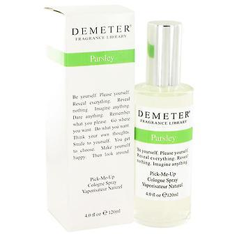 Demeter persille Cologne Spray af Demeter 4 oz Cologne Spray