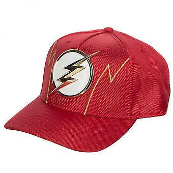 The Flash Ballistic Nylon Pre-Curved Snapback Hat