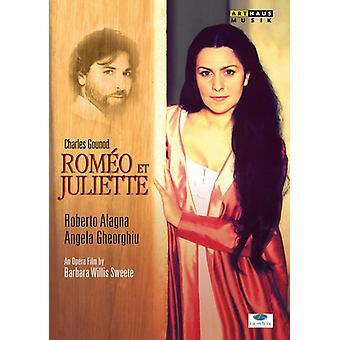 ロミオとジュリエット [DVD] USA 輸入