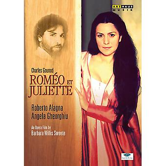 Romeo Et Juliette [DVD] USA import