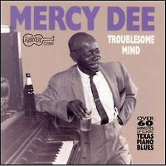 Mercy Dee - Troublesome Mind [CD] USA import