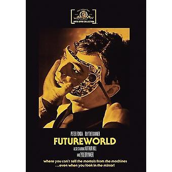 Futureworld [DVD] USA import