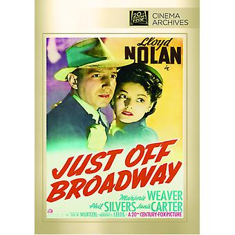 Import USA just Off Broadway [DVD]