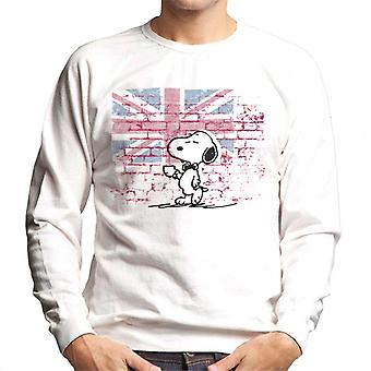 Peanuts Snoopy Posh Men's Sweatshirt