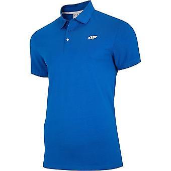 4F NOSH4 TSM007 Kobalt NOSH4TSM007KOBALT universal all year men t-shirt