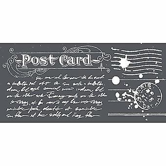 Dikke Stencil Post Card (KSTDL17)