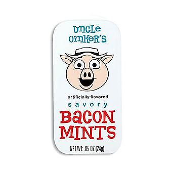 Archie McPhee Bacon Mints