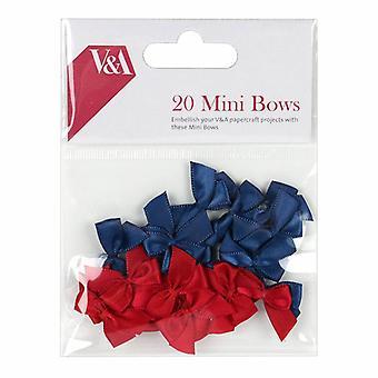 First Edition V&A Mini Bows