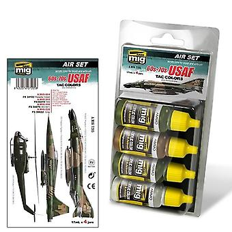 Ammo by Mig 60s-70s USAF TAC Colors (also Vietnam era)