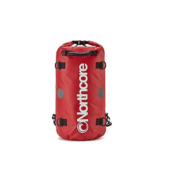 Northcore dry bag backpack - 20l red