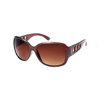 Aurinkolasit Unisex Wanderer ruskea (&s36a&;)