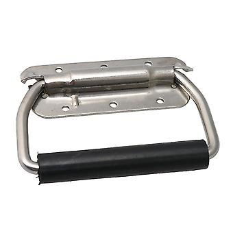 12.2cm Stainless Steel Folding Spring Pull Handle