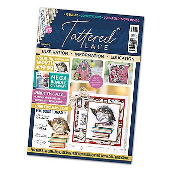 Tattered Lace Magazine Utgave 82