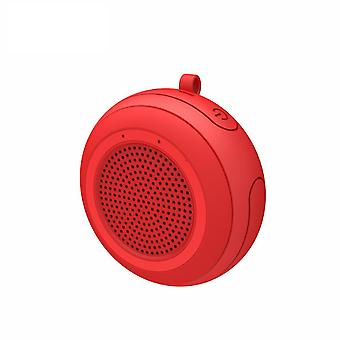 Water-floating Ipx7 Waterproof 5w Outdoor Bluetooth-speaker Tws-swimming Portable Mini Speakers Wireless With Mic/tf/aux