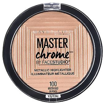 Maybelline New York FaceStudio Master Chrome Metallic Highlighter