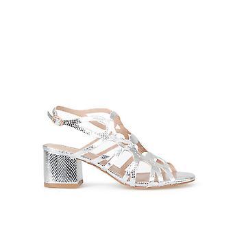 Zian Party Sandalen 16964_36 Silber Farbe