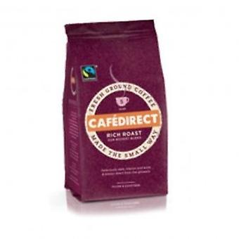 Cafe Direct - Roast & Ground Coffee - Rich
