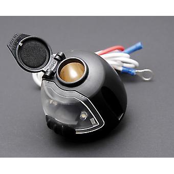 Hopkins 55120 12 Volt stopcontact met Utility licht