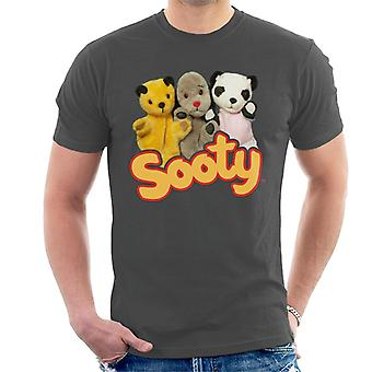 Sooty Sweep & dus Men's T-shirt